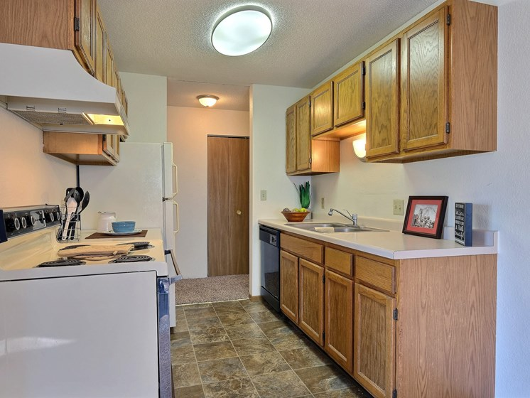 Place One Apartments | Kitchen