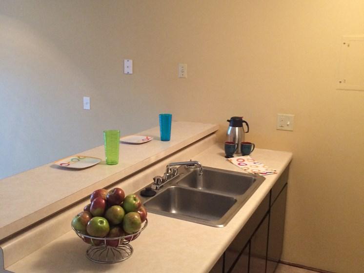 Robinwood Apartments   Studio   Kitchen