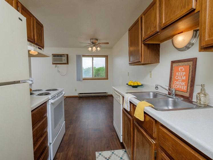 Sargent Apartments | Kitchen
