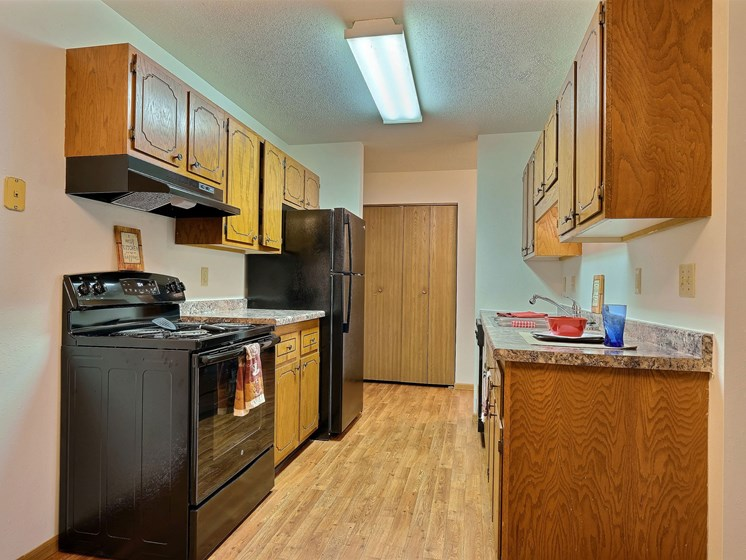 Westcourt Apartments | Kitchen
