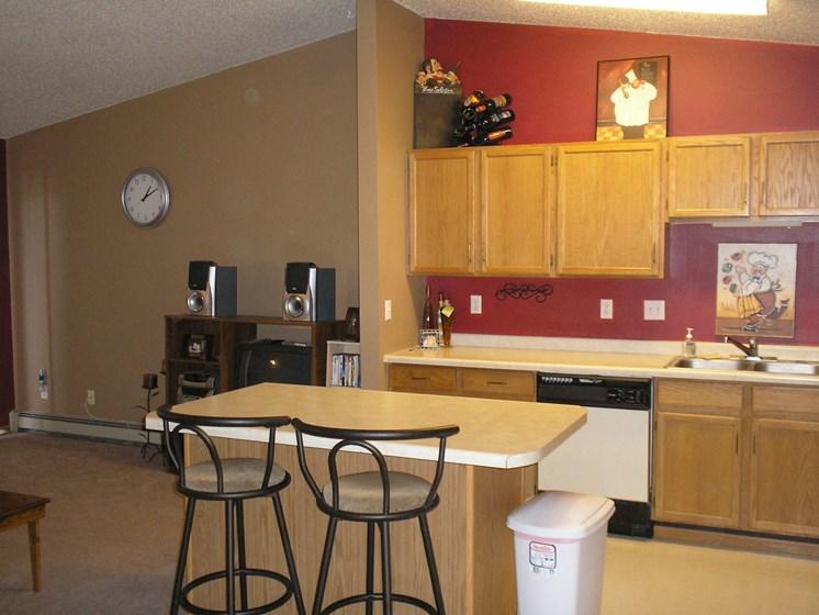 Ashbury Apartments | 2 Bdrm - Kitchen