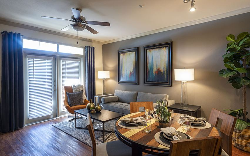Model-Living-Dining-A