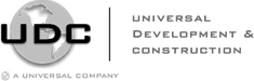 Universal Development & Construction Logo 1