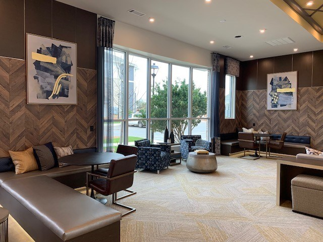 Loungeat The Haven at Rivergate apartments in Charlotte, NC 28273