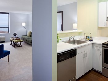 445 East Ohio Street Studio-2 Beds Apartment for Rent Photo Gallery 1