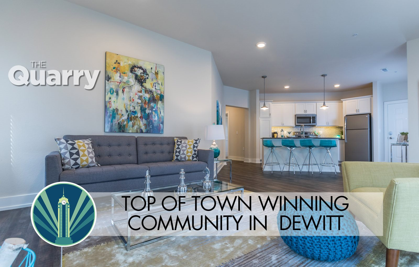 Luxury Apartments | Apartments in DeWitt, MI