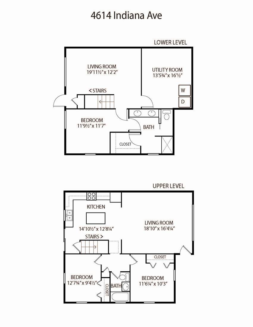Duplex 4614 - 4616