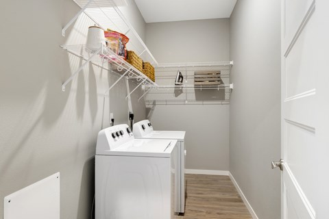 Nuvelo at Parkside Apartments in Apple Valley, MN Laundry