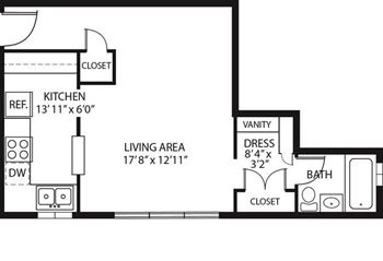 13301 Maple Knoll Way 1-2 Beds Apartment for Rent Photo Gallery 1
