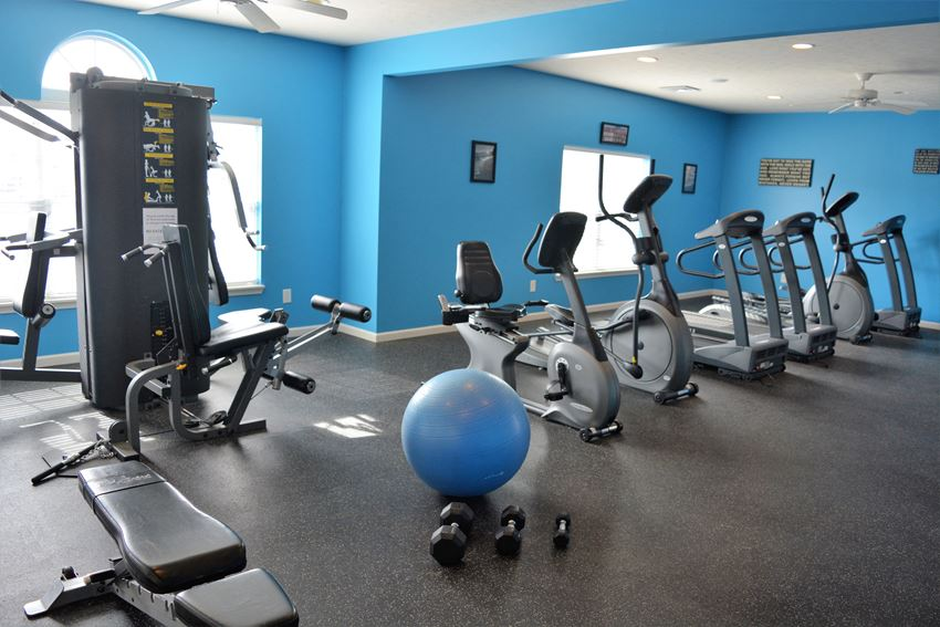 24 Hour Fitness & Cardio Center at Hawthorne Properties, Lafayette, 47905