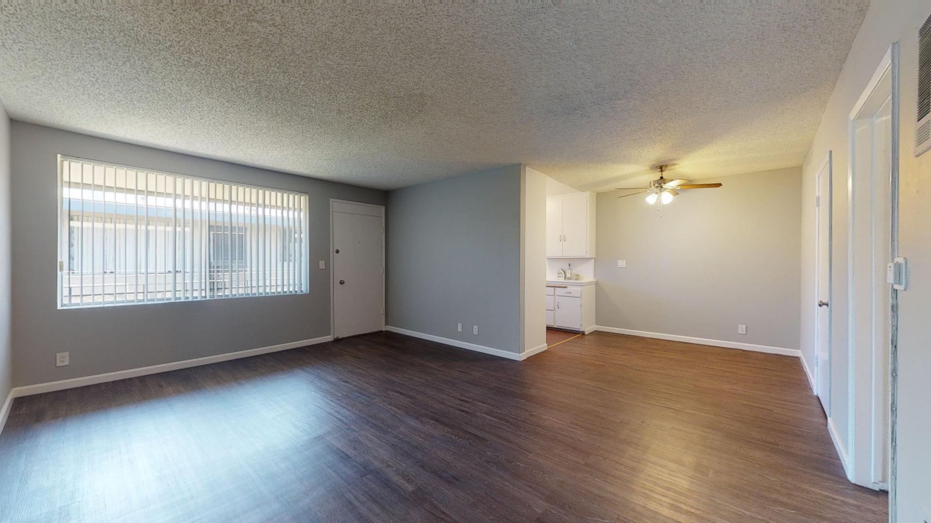 Venice Blvd Apartments | Los Angeles, CA | Living Room