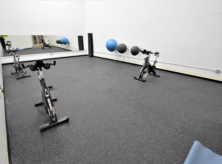 Cycling/Yoga Studio