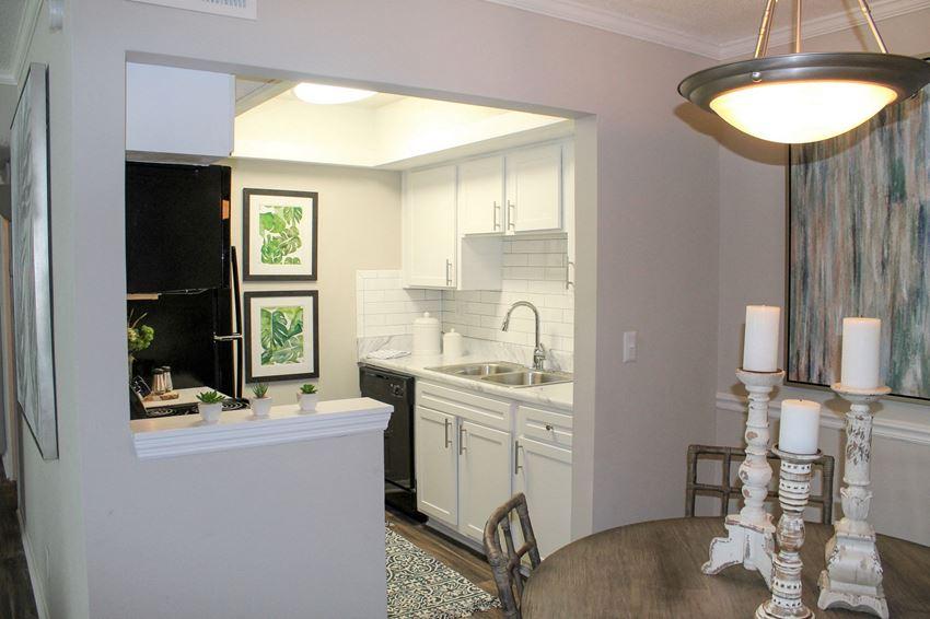 Dining Room at Ashford Riverview, South Carolina