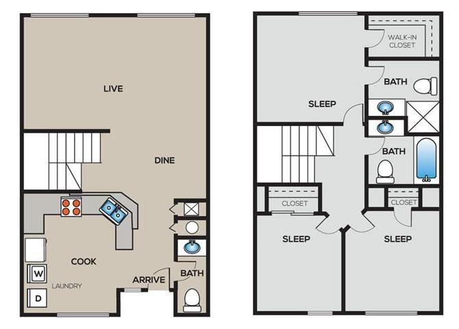 3A Townhome