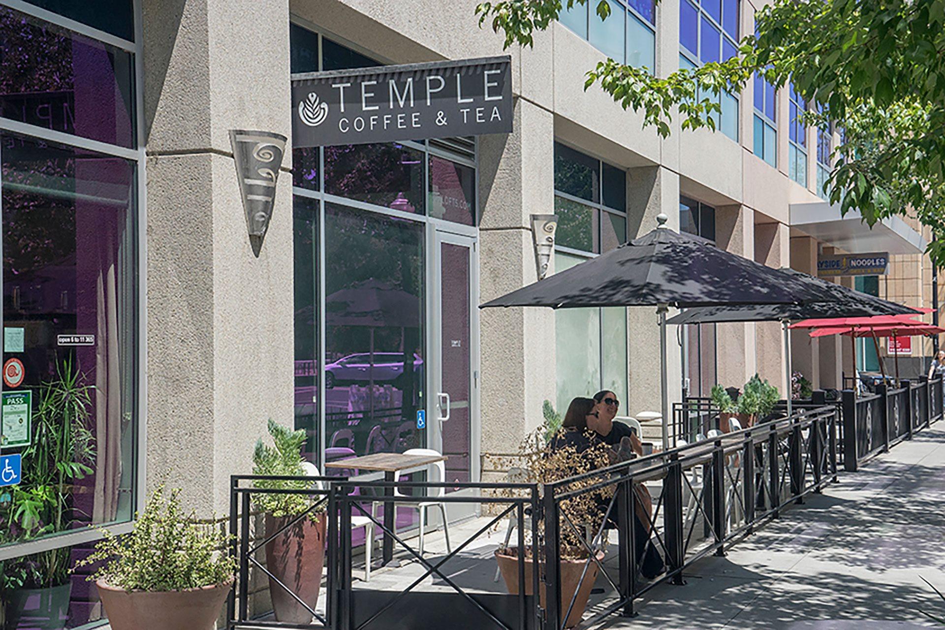 Temple Coffee Shop