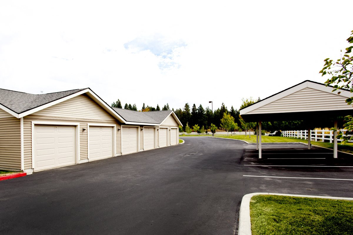 Pine Valley Ranch Apartments Covered Parking and Garages