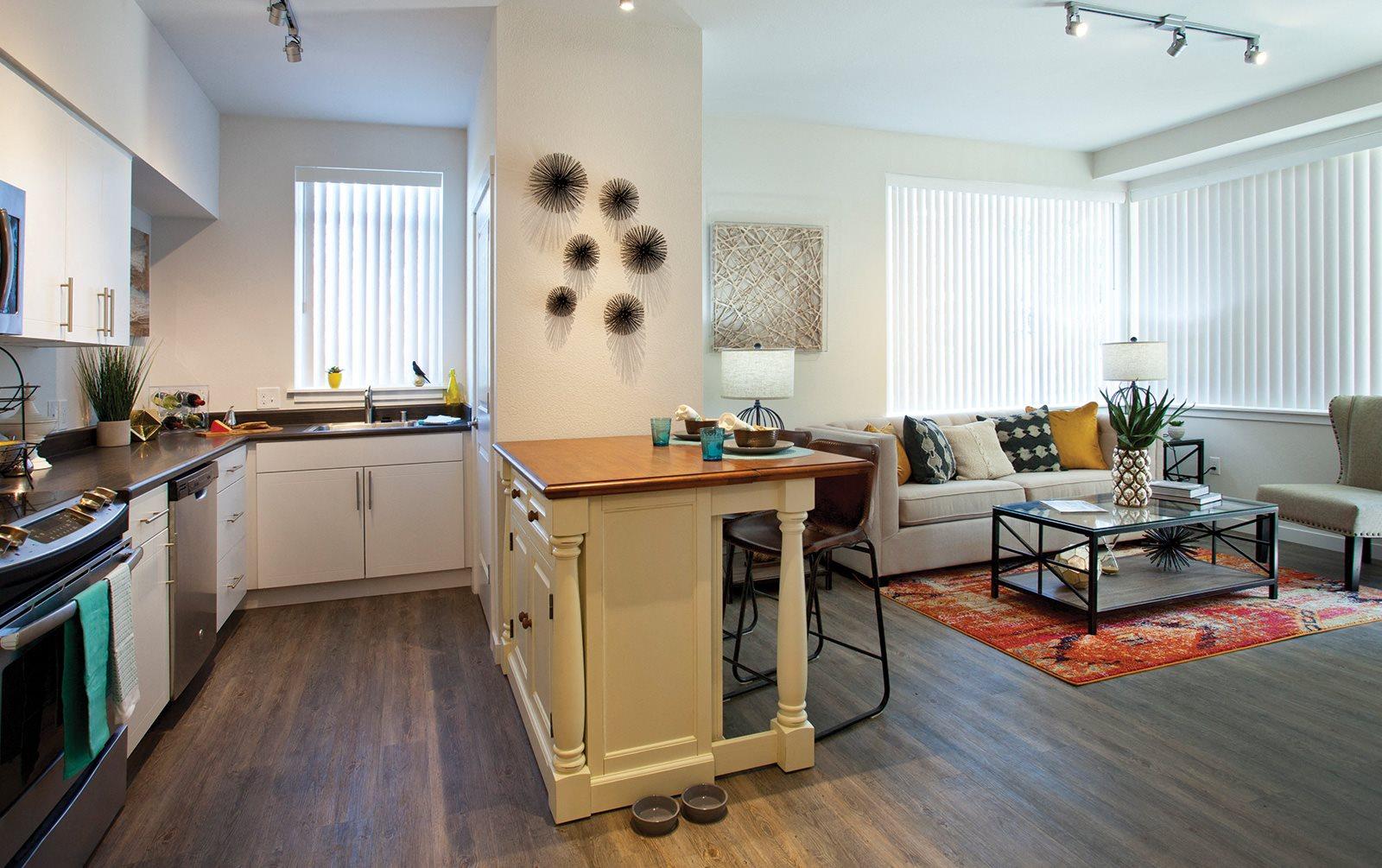 Pine Valley Ranch Apartments In Spokane Wa