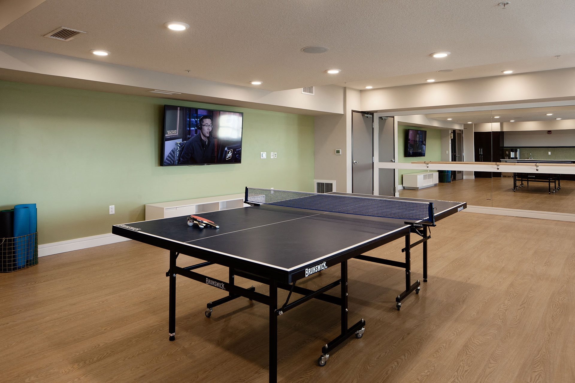 Portera at the Grove_Wilsonville  Ping Pong table