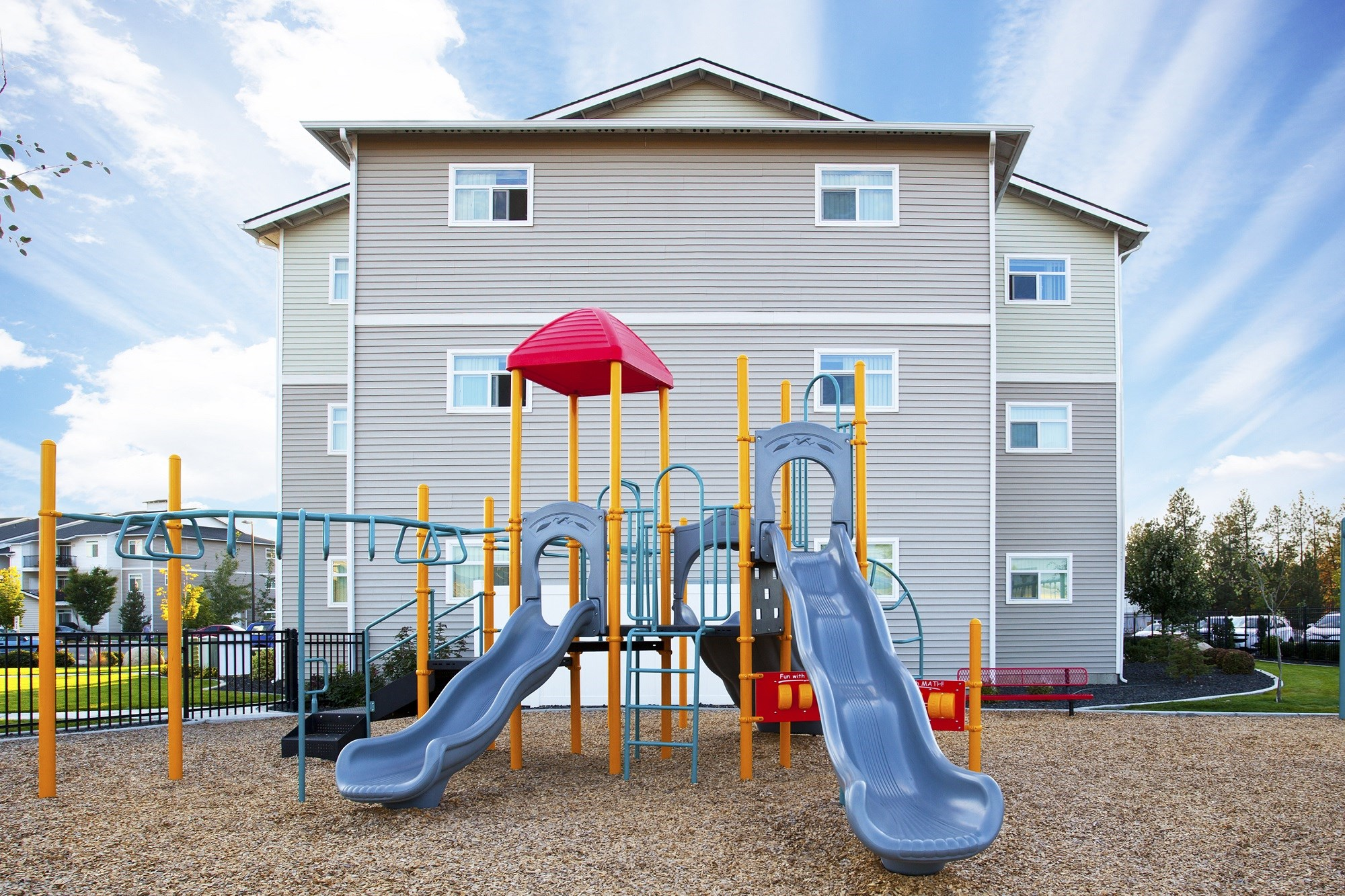 River House Apartments Playground