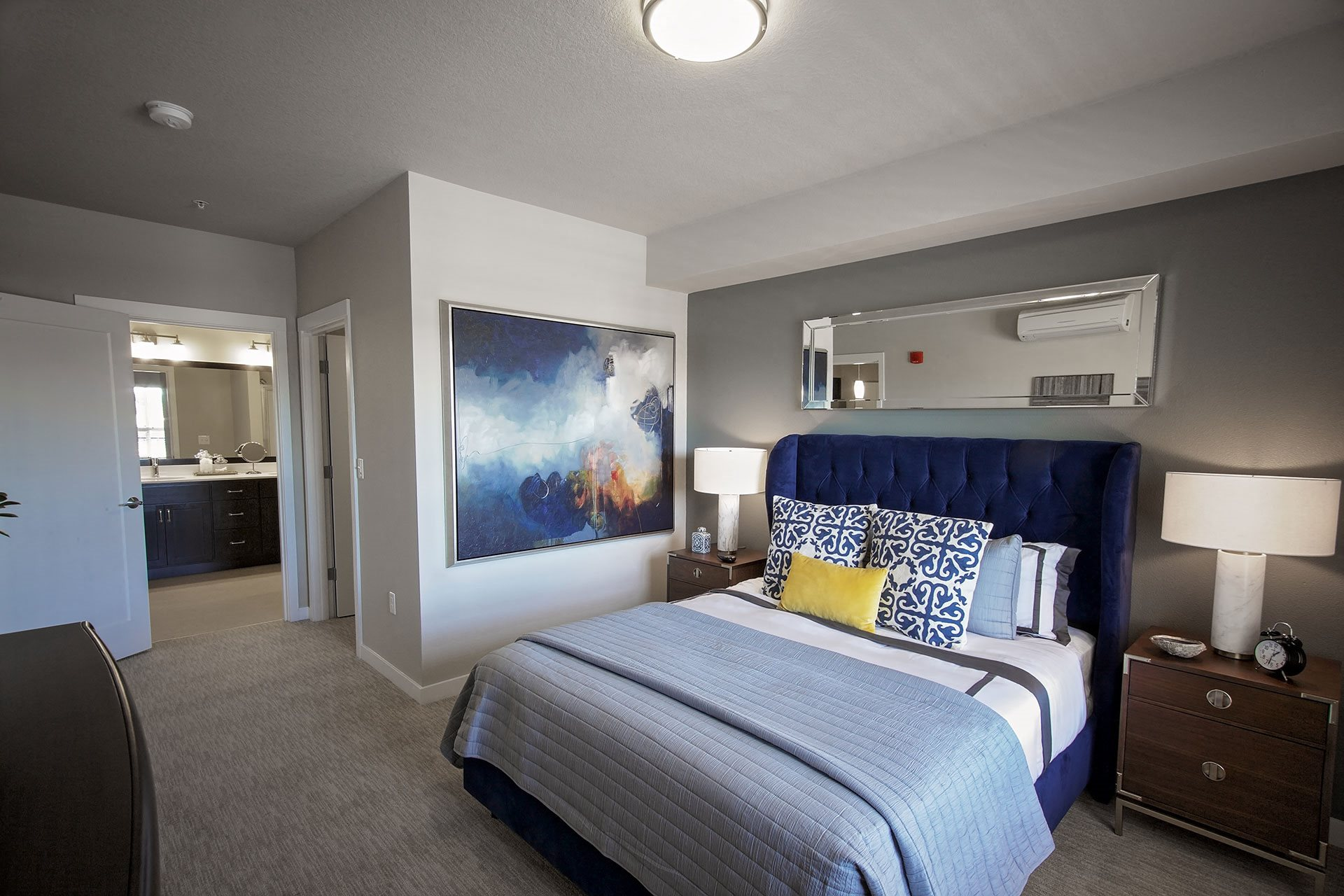 Portera at the Grove_Wilsonville  Spacious bedrooms