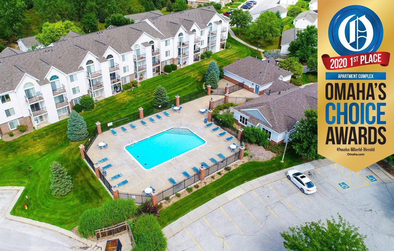 Omaha's Choice Winner at Brentwood Park Apartments, Nebraska, 68128