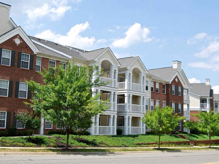 Exterior View Of The Property at Enclave Apartments, Midlothian, 23114