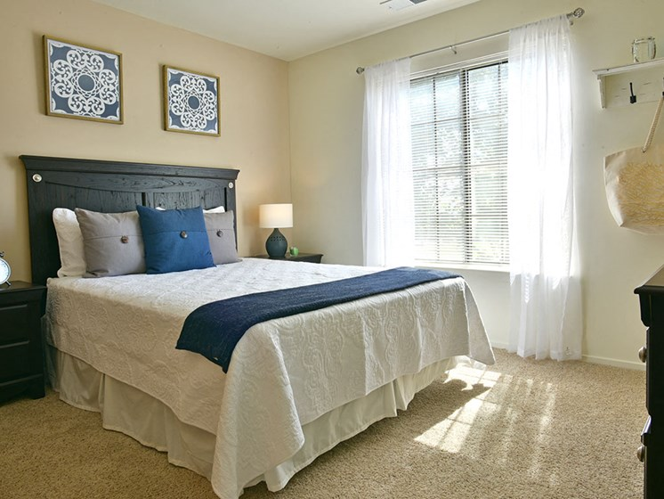 Bedroom at Stone Ridge, Wixom, Michigan