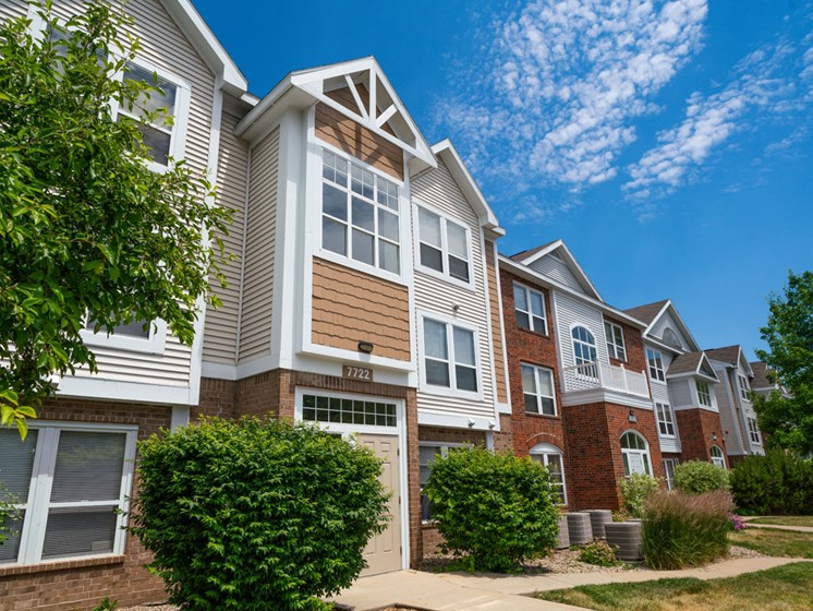 Stunning Exterior View at Canal 2 Apartments in Lansing, MI