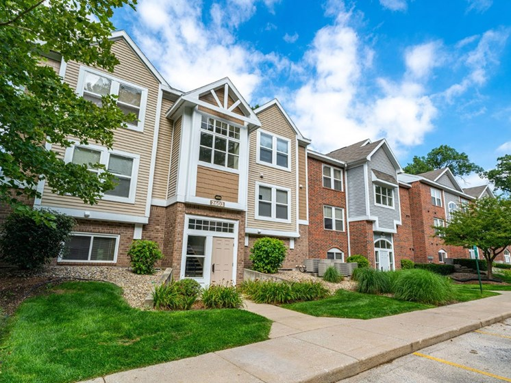 Attractive Property at The Highlands Apartments, Indiana