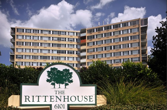 Rittenhouse Apartment building in NW DC