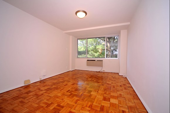 Rittenhouse bedroom with hardwood floor