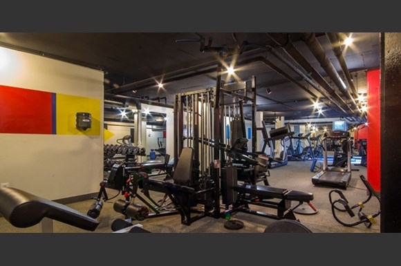 Rittenhouse Apartments large 24-hour fitness center