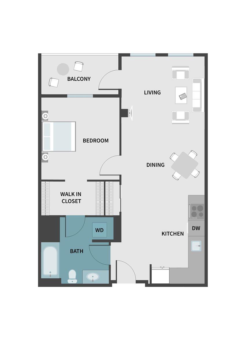 VersoApartments_Beaverton_OR_FloorPlan_1BR_A