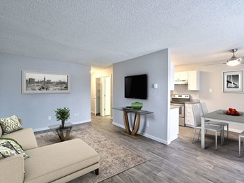 6734 N Fessenden Street 1-3 Beds Apartment for Rent Photo Gallery 1