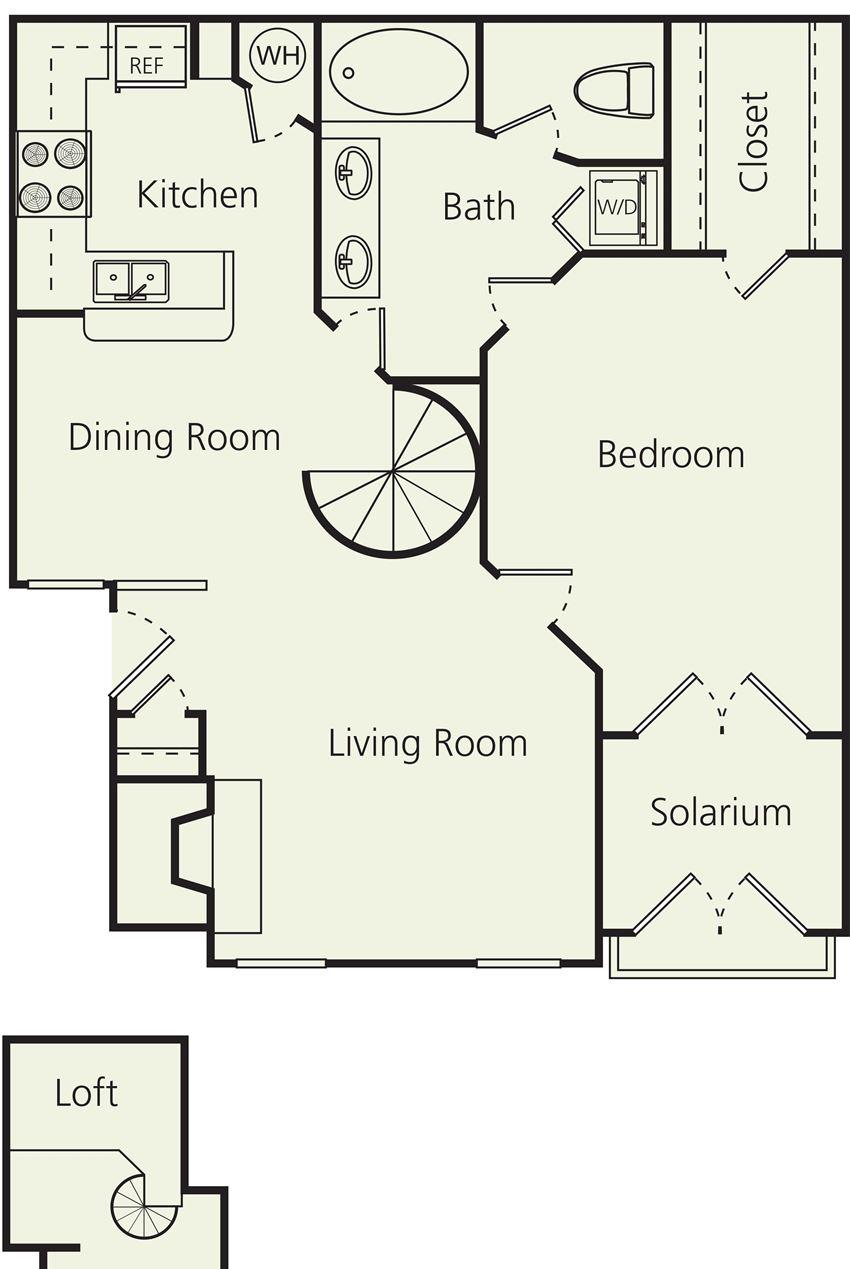 The Carlton Apartments Cs Floor Plan