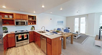 1055 High Street, #100 Studio Apartment for Rent Photo Gallery 1