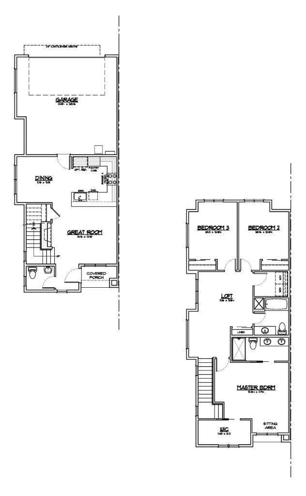 Outpost 44 Apartments Kiki Floor Plan