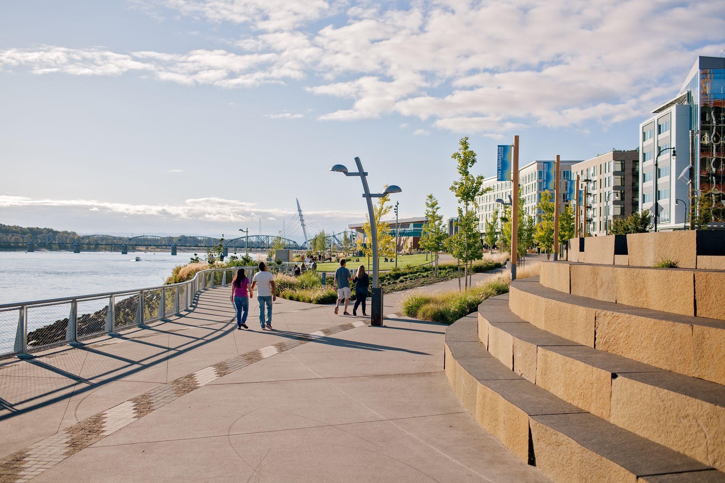 Downtown Vancouver, WA Waterfront