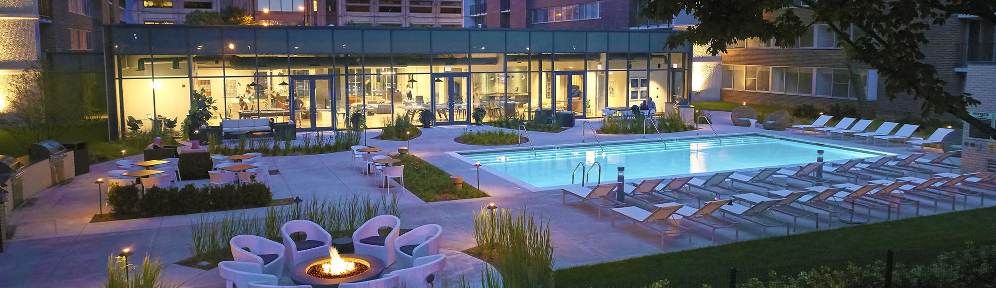 Scio Chicago Pool