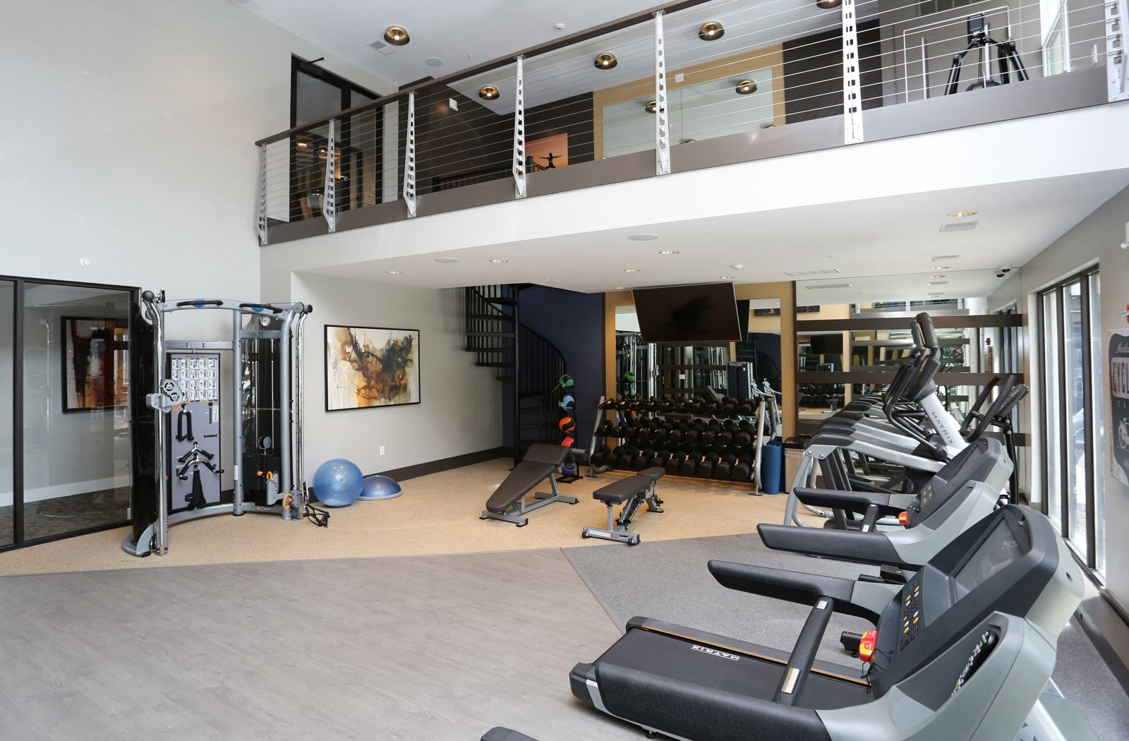 Luxury Apartments in Wauwatosa, WI - Mayfair Reserve Fitness Center