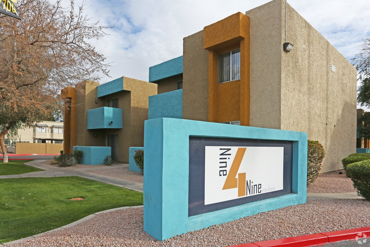 Nine 4 Nine Apartments-Mesa apartments