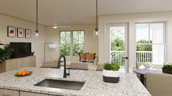 2500 Gault Way Studio Apartment for Rent Photo Gallery 1