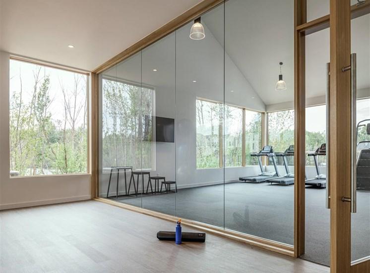 Yoga Studio   at The Clara, Eagle, ID