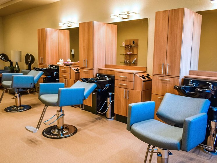Styling Salon at Westmont of Milpitas, Milpitas, CA, 95035