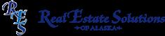 Real Estate Solutions of Alaska Logo 1