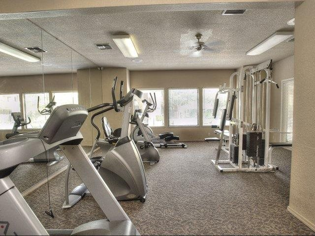 Bishops Court Apartments Fitness Center & Equipment