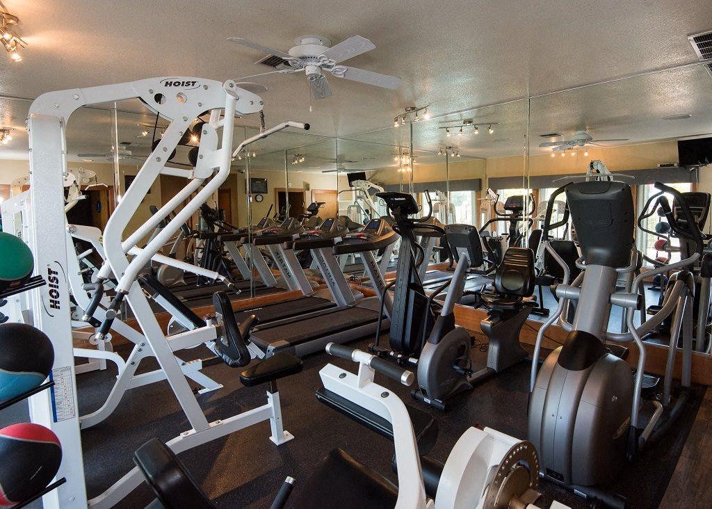 Crown Court Fitness Center & Equipment
