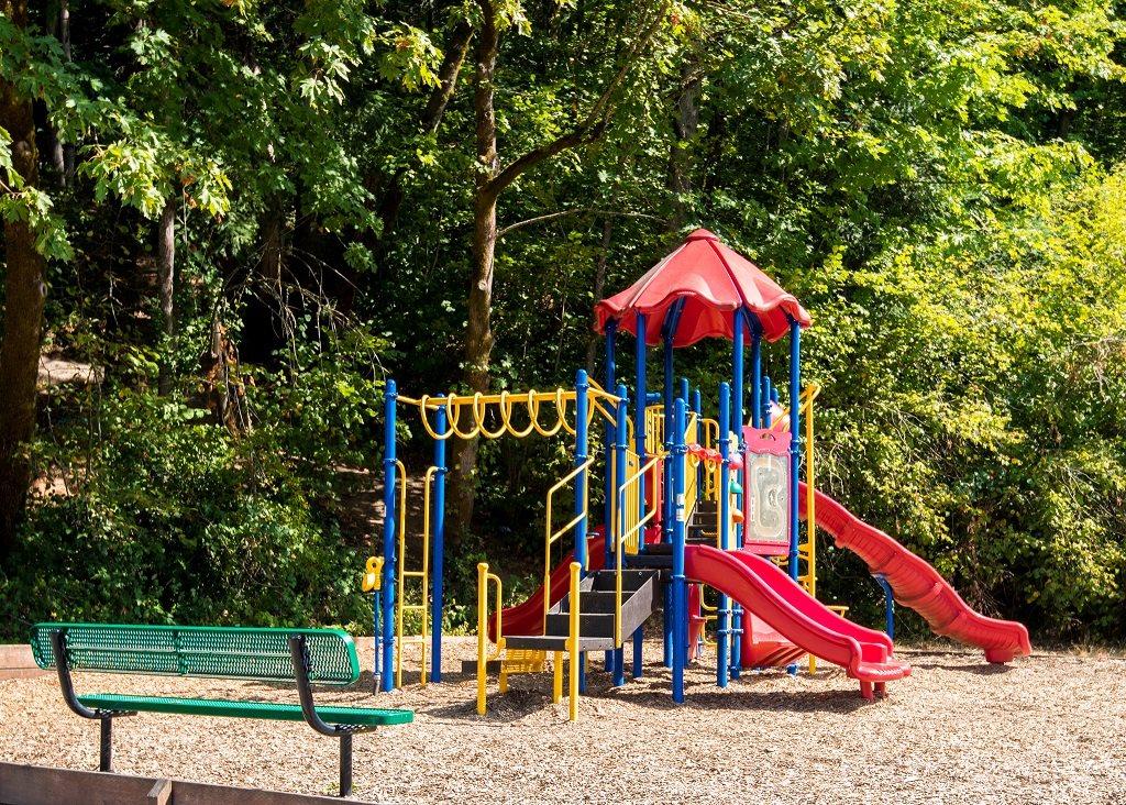 Crown Court Playground