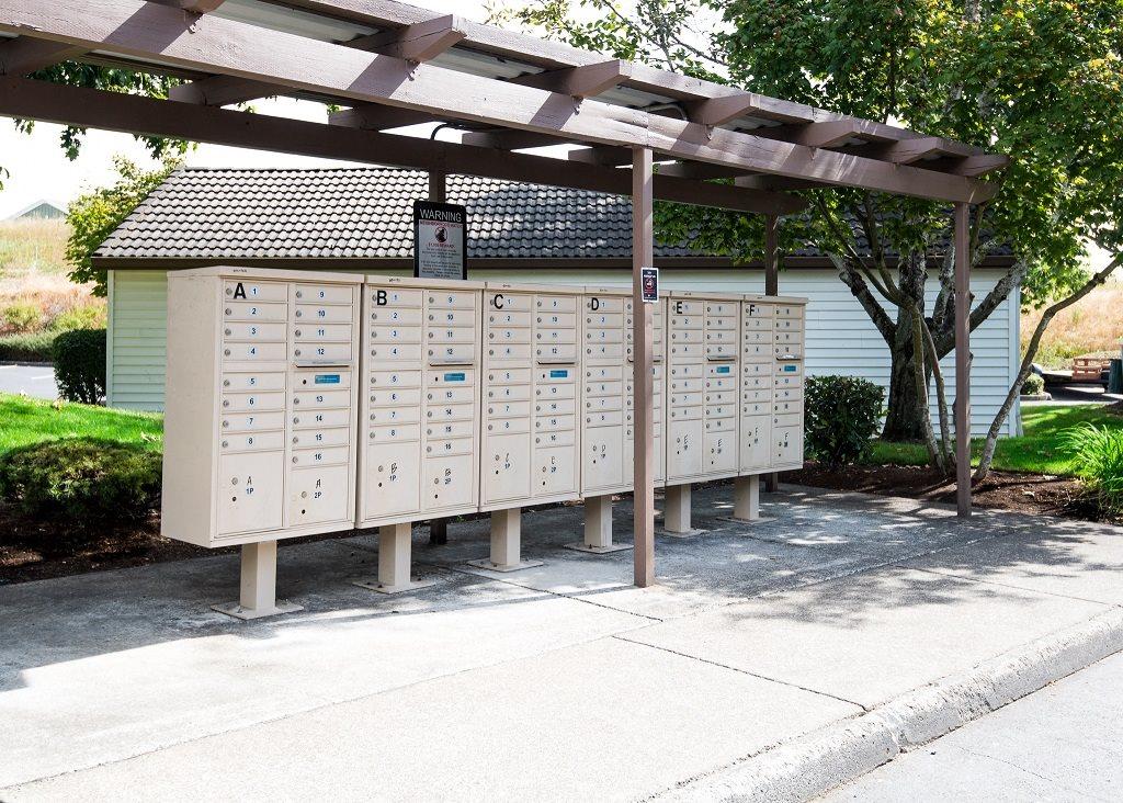 Elmonica Court Mail Station