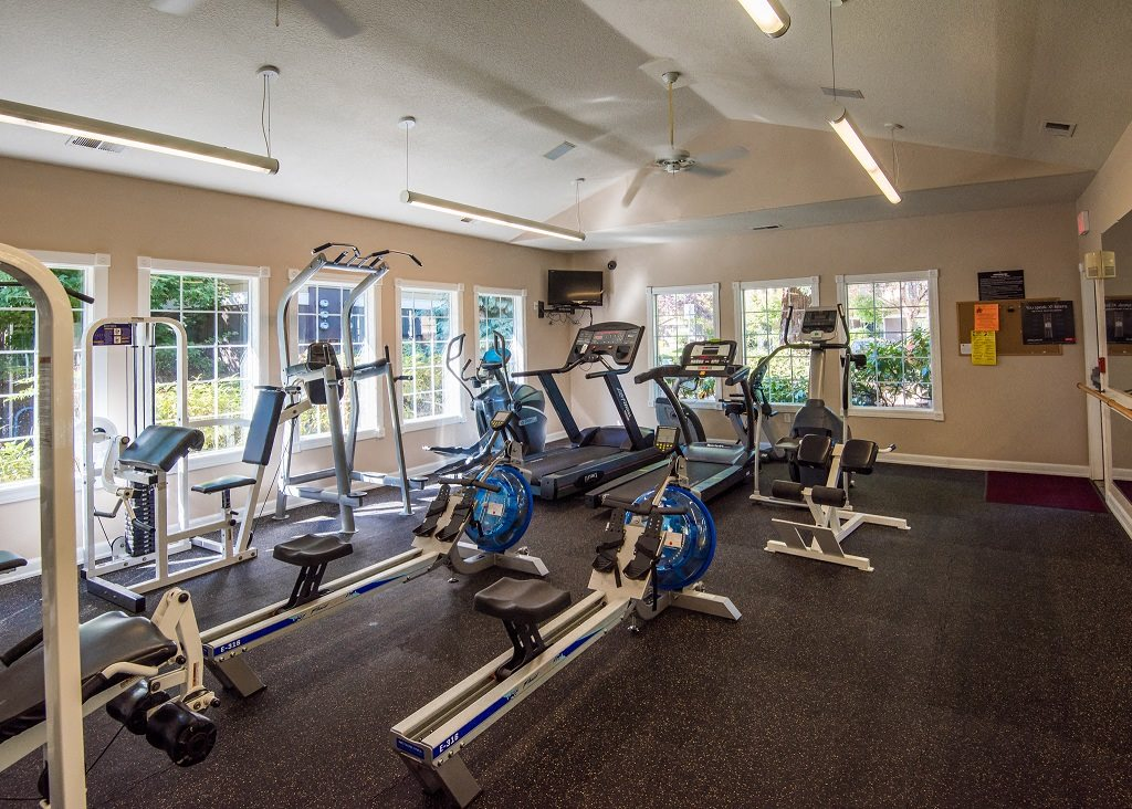 Hathaway Court Fitness Center & Equipment